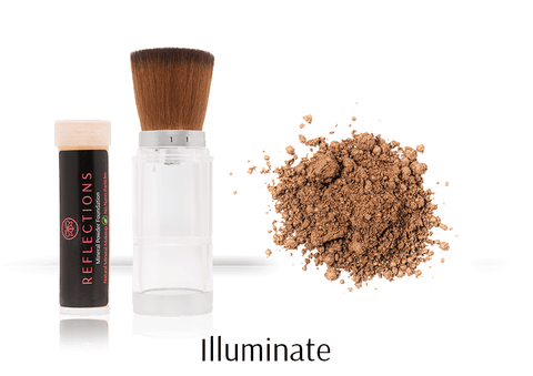 Mineral Powder Foundation (8g) - Illuminate