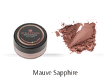 Mineral Eye Shadow (2.5g) - Mauve Sapphire-Reflections Organics - Natural & Organic Makeup