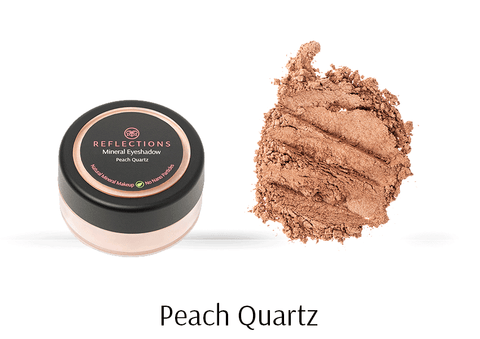 Mineral Eye Shadow (2.5g) - Peach Quartz
