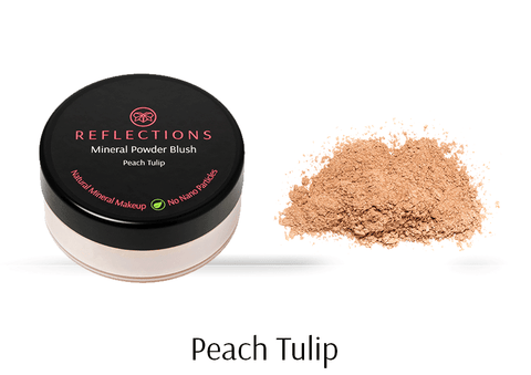 Mineral Powder Blush (7g) - Peach Tulip