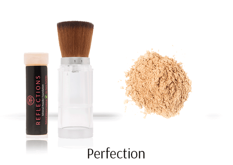 Mineral Powder Foundation (8g) - Perfection