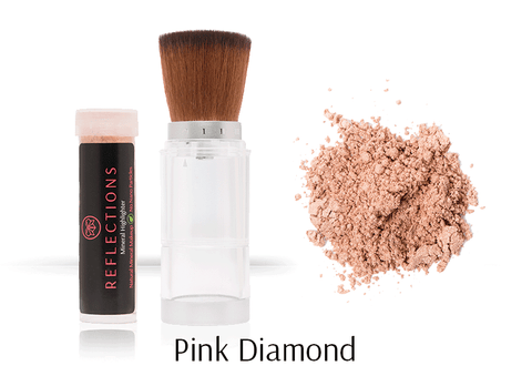 Mineral Highlighter (8g) - Pink Diamond