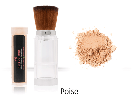 Matte Mineral Foundation (8g) - Poise