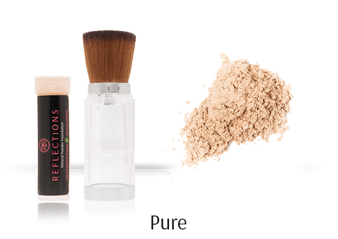 Mineral Powder Foundation (8g) - Pure