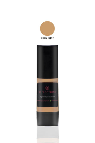 Organic Liquid Foundation (30ml) - Illuminate