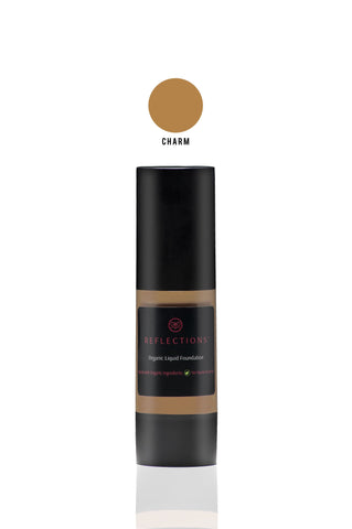 Organic Liquid Foundation (30ml) - Charm