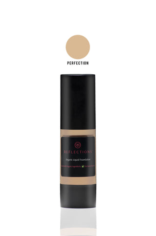 Organic Liquid Foundation (30ml) - Perfection