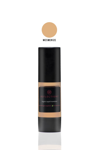 Organic Liquid Foundation (30ml) - Mesmerize