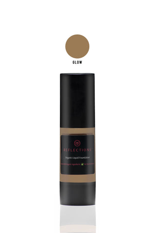 Organic Liquid Foundation (30ml) - Glow