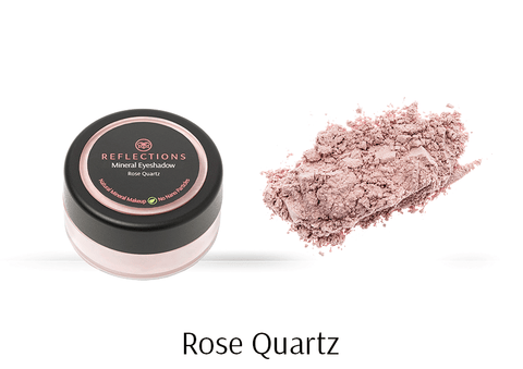 Mineral Eye Shadow (2.5g) - Rose Quartz