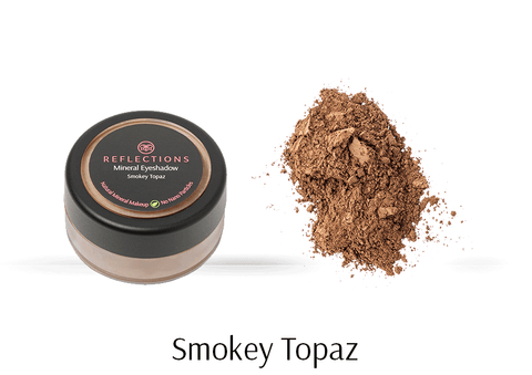 Mineral Eye Shadow (2.5g) - Smokey Topaz