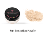 Sun Protection Powder (10g) - Reflections Organics - Natural & Organic Makeup