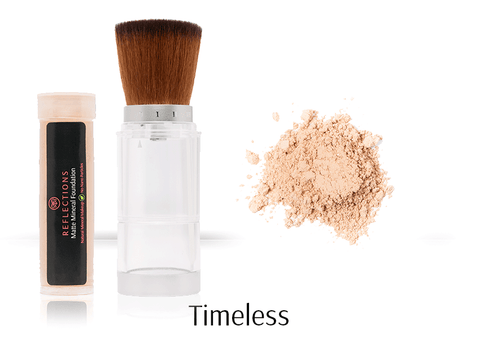 Matte Mineral Foundation (8g) - Timeless
