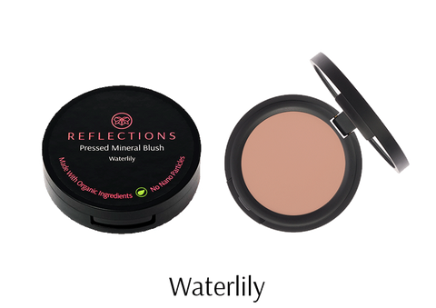 Pressed Mineral Blush (4g) - Waterlily