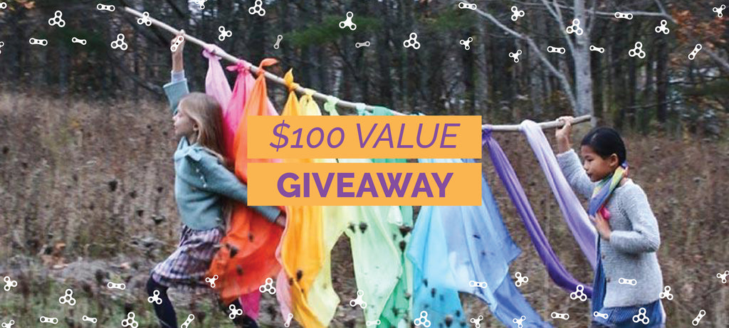 $100 Giveaway Ends 2/7!