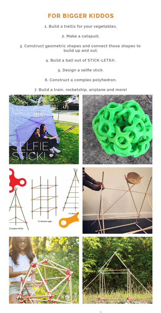 stick-lets activities and games steam stem play indoors sticks connectors