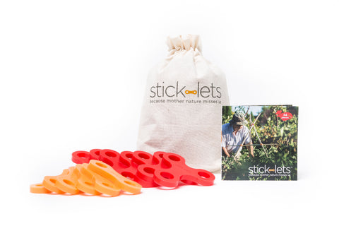 14pc. Stick-lets® Gardening