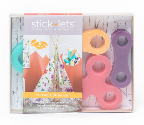 8pc. Stick-lets® Sunset Collection