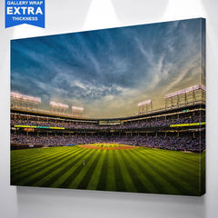 AMAZING WRIGLEY CANVAS