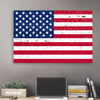 Image of American Street Flag