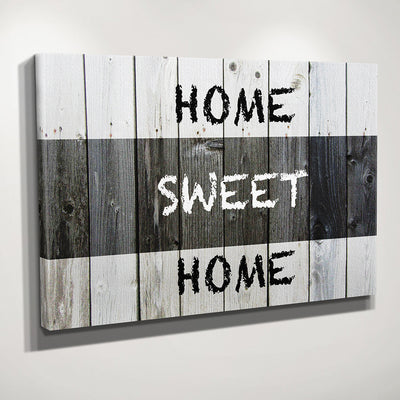 Home Sweet Home Wall Decor
