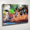 Image of Brick Philadelphia Championship Skyline Canvas