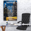 Image of Success Los Angeles Canvas