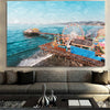 Image of Santa Monica Pier Canvas