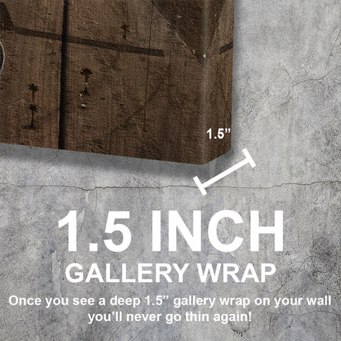Los Angeles Gallery Wrap Canvas