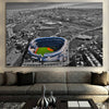 Image of The Bronx Aerial New York City Canvas
