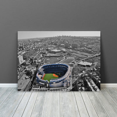 The Bronx Aerial New York City Canvas