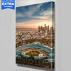 Image of Chavez Ravine Vertical Canvas