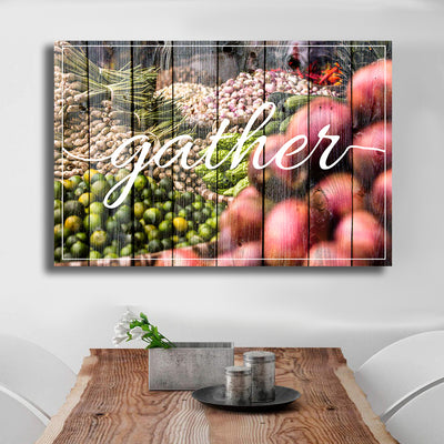 Gather Kitchen Wall Art
