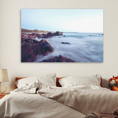 Beautiful Mystic Water Coast Wall Art Canvas Art