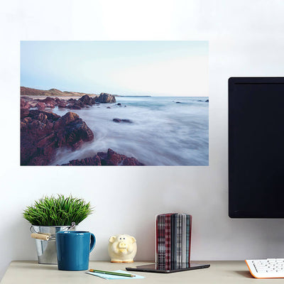 Beautiful Mystic Water Coast Wall Art Wall Decal Wall Art