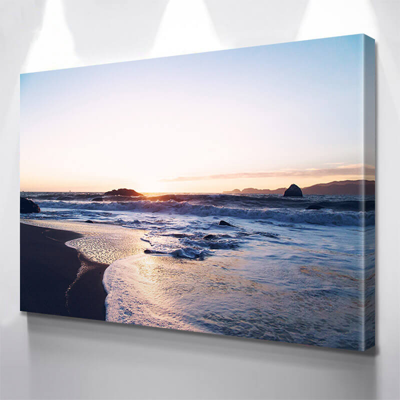 Cozumel Beach  Wall Art Canvas Art