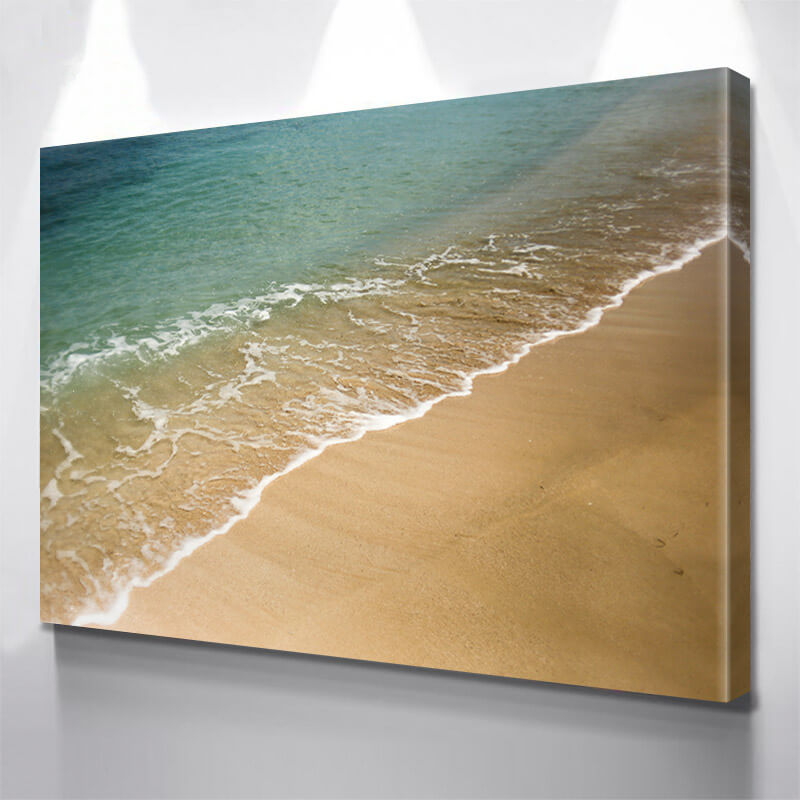 Beach Shore Wall Art Canvas Art
