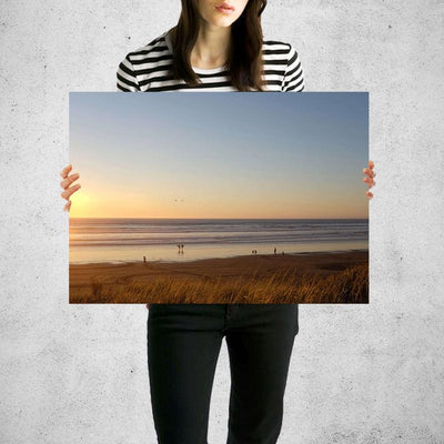 San Diego Beach  Wall Art Print High Quality Print