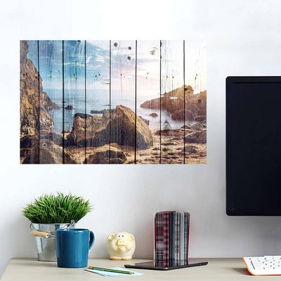 Amazing Sky Beach Sunset Wall Decals Wall Decals on Wall