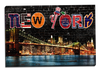 Zapwalls Canvas New York Brooklyn Bridge Canvas