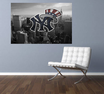 Zapwalls Decals NY City Skyline