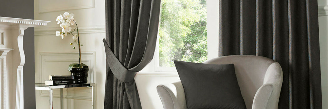 Plain Made To Measure Curtains