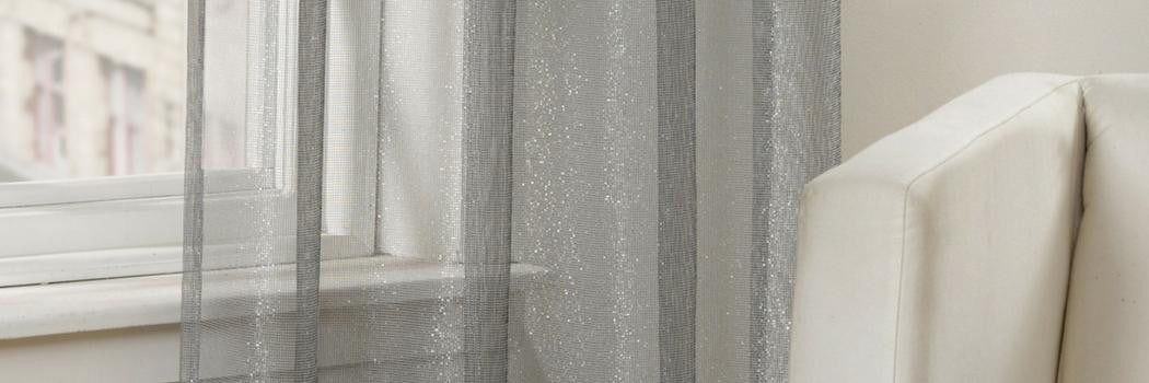 Semi Plain Voile Curtains