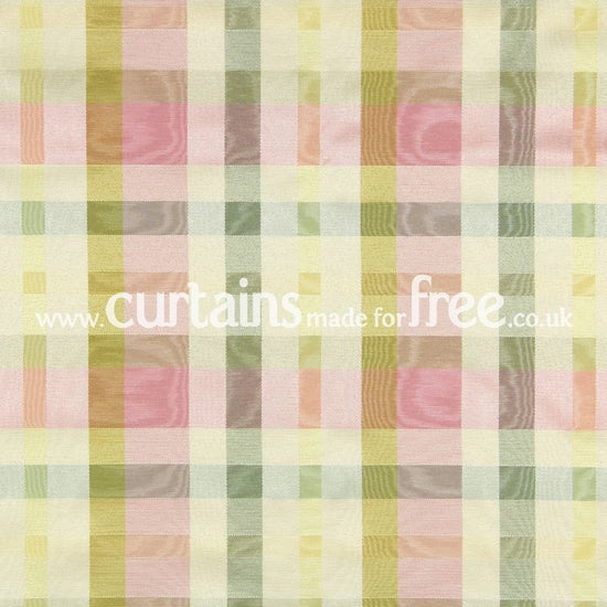 Aberdeen Sorbet Curtains