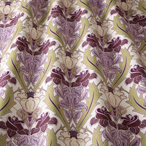 Acanthus Berry Roman Blinds