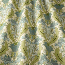 Acanthus Cornflower Curtains