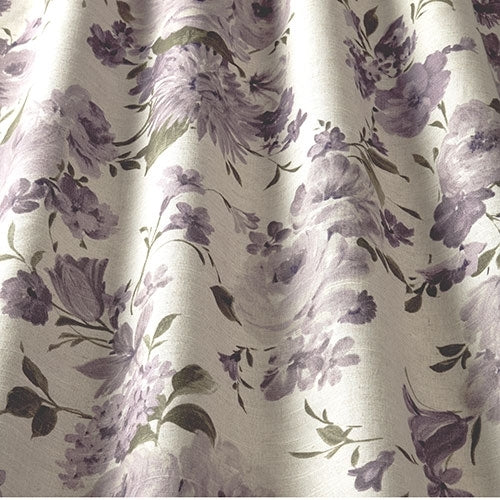 Amelie Mulberry Curtains