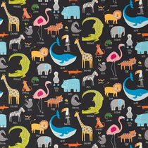 Animal Magic Tutti Frutti Blackboard 120468 Curtains