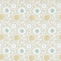 Anneke Honey Chalk Seaglass 120373 Bed Runners