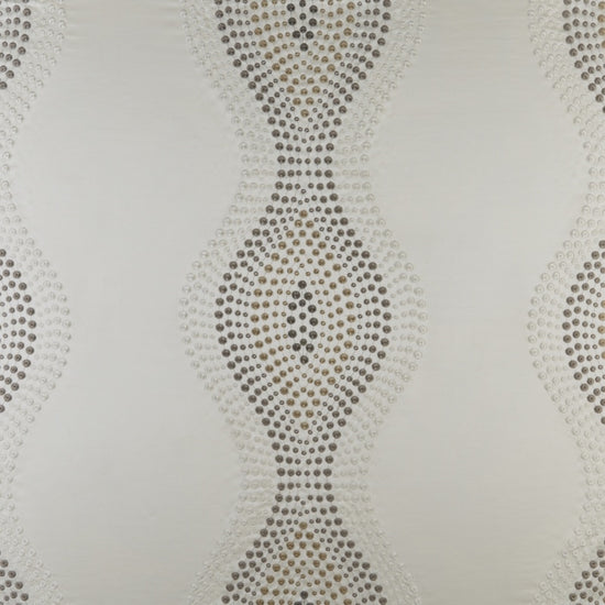 Arabesque Oyster Curtains